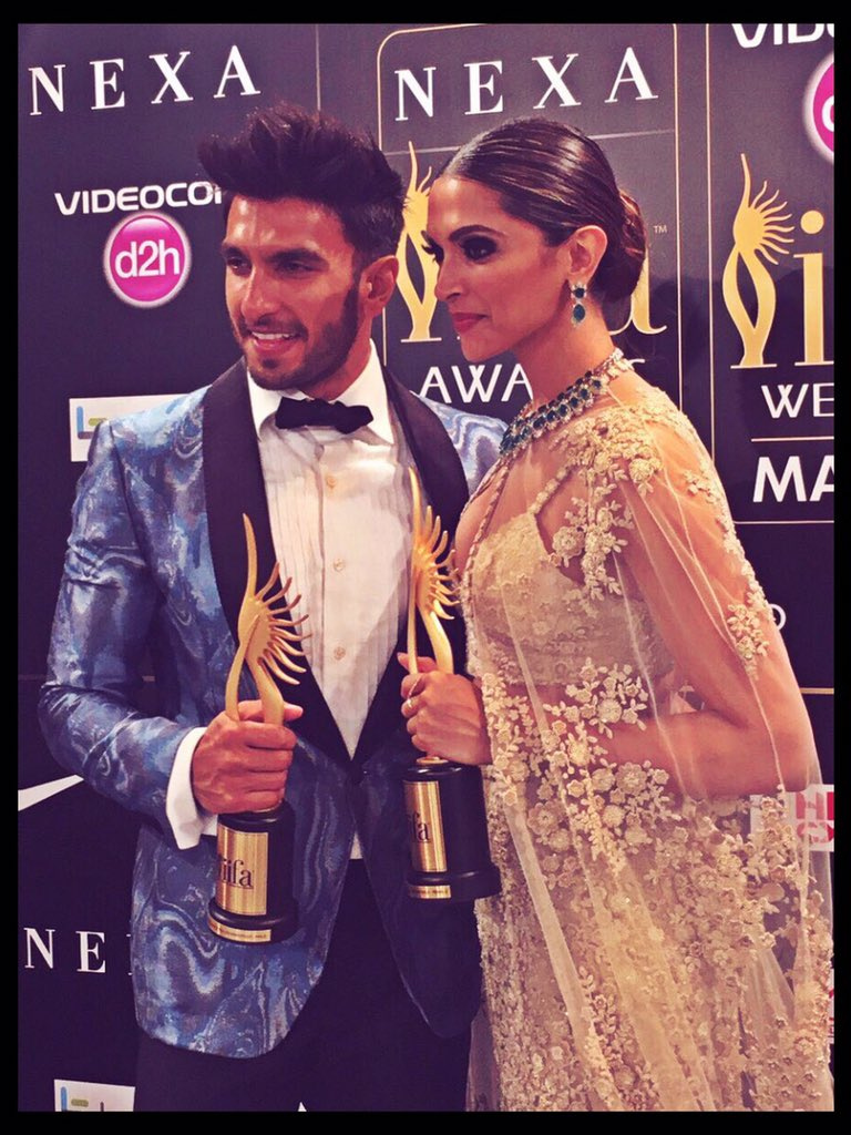 Pic. Courtesy: twitter.com/RanveerOfficial