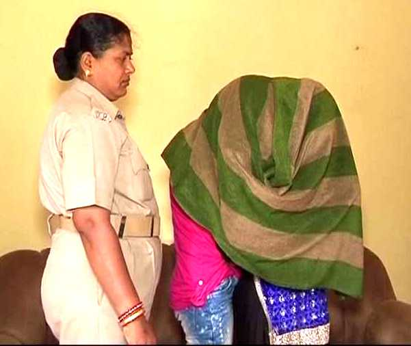 Rourkela sex racket