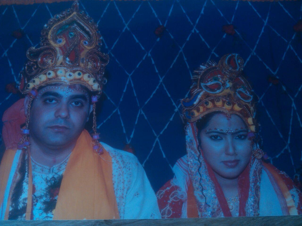 Sabyasachi Mishra and Lopamudra mishra