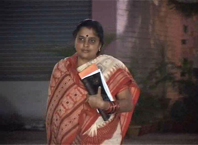 Seashore Prashant Dash wife Pratibha Dash