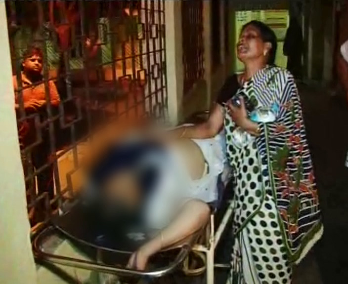 Woman devotee dies during Snana Yatra