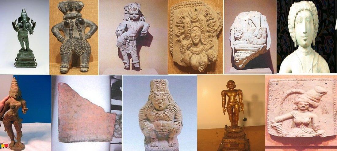 artefacts odisha govt