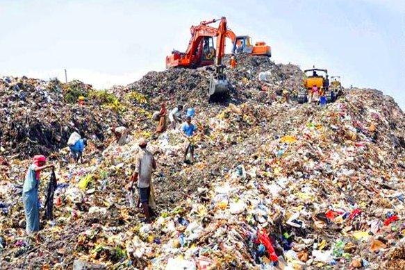 daruthenga dump yard