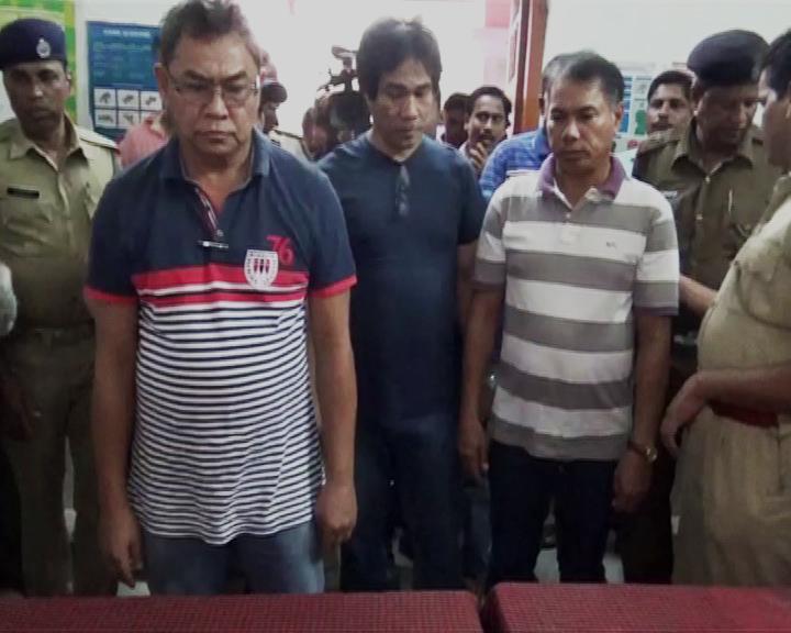 filipino satellite phones arrest