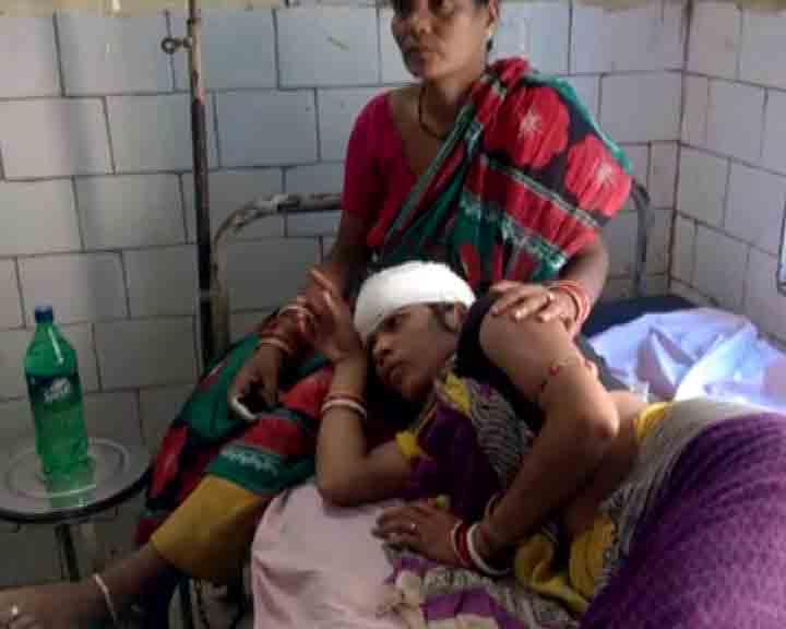 women injured liquor soro