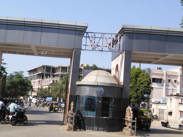 SCB Medical College in Cuttack