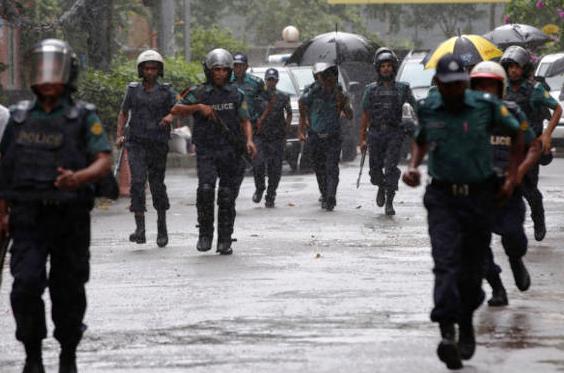 Three Killed In Terrorist Attack In Bangladesh