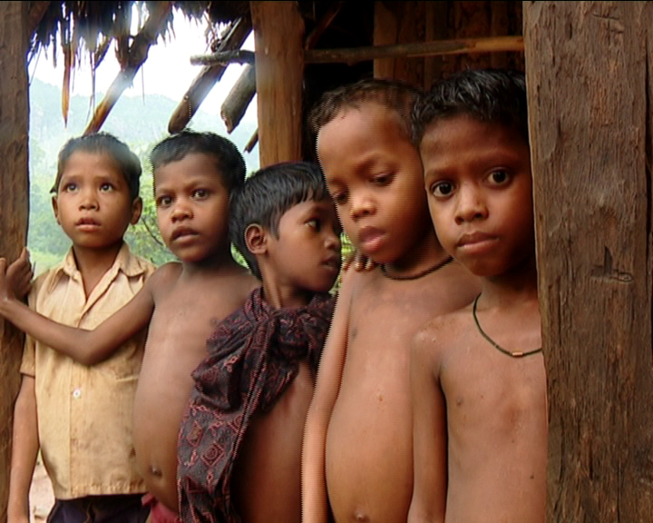 malnourished children nagada