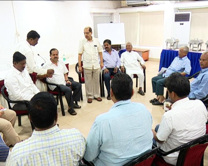 BJD Mahanadi panel meeting