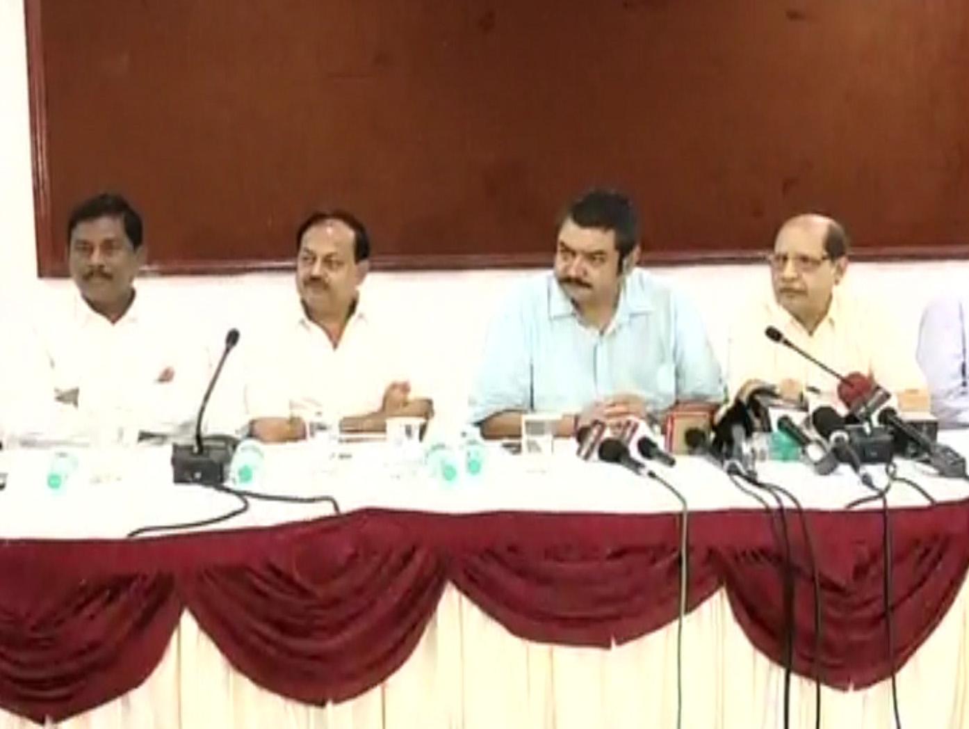 BJD Mahanadi panel