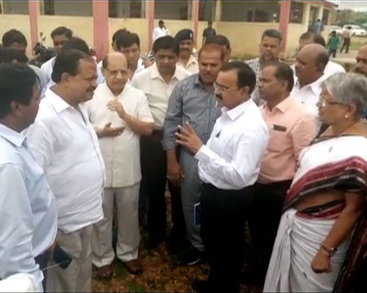 BJD team in Chhattisgarh