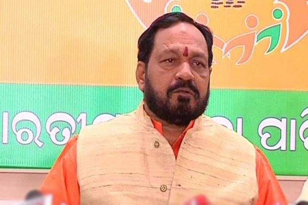 Basanta Panda BJP Solo