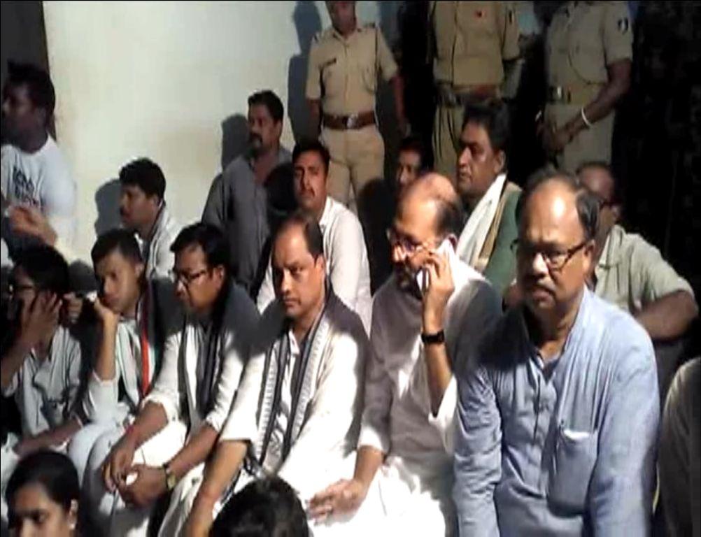 Congress Adhikar Yatra