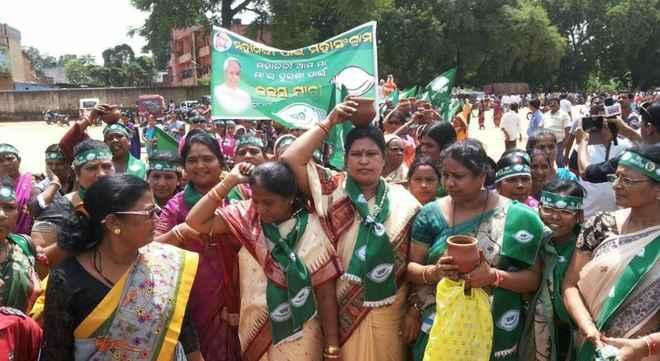 Jharsuguda Kalash Sobha Yatra