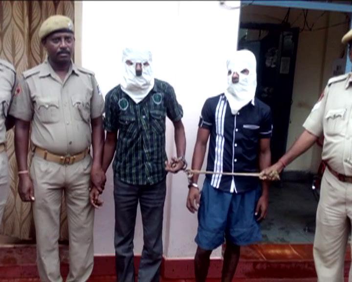 Jhinkiria gang rape accused