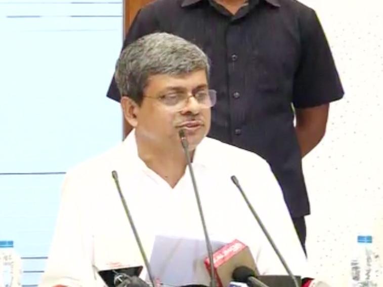 Odisha Cabinet briefing