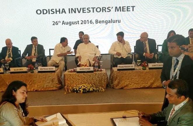 Odisha Investor' meet