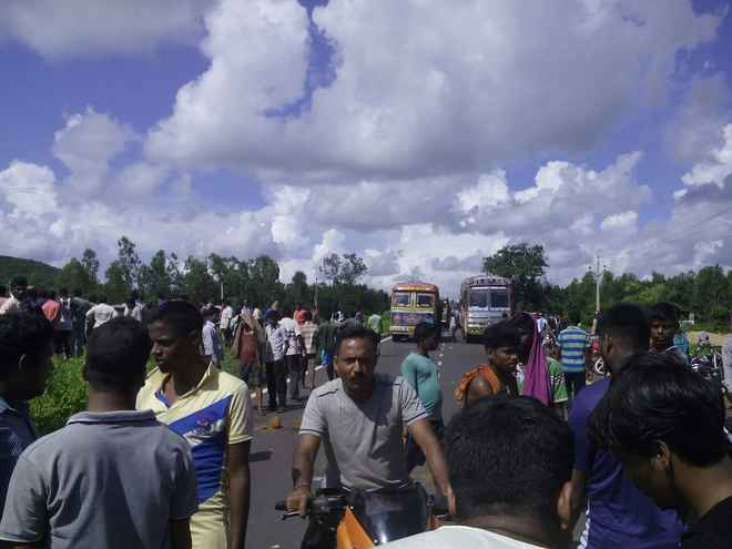 RANPUR ACCIDENT