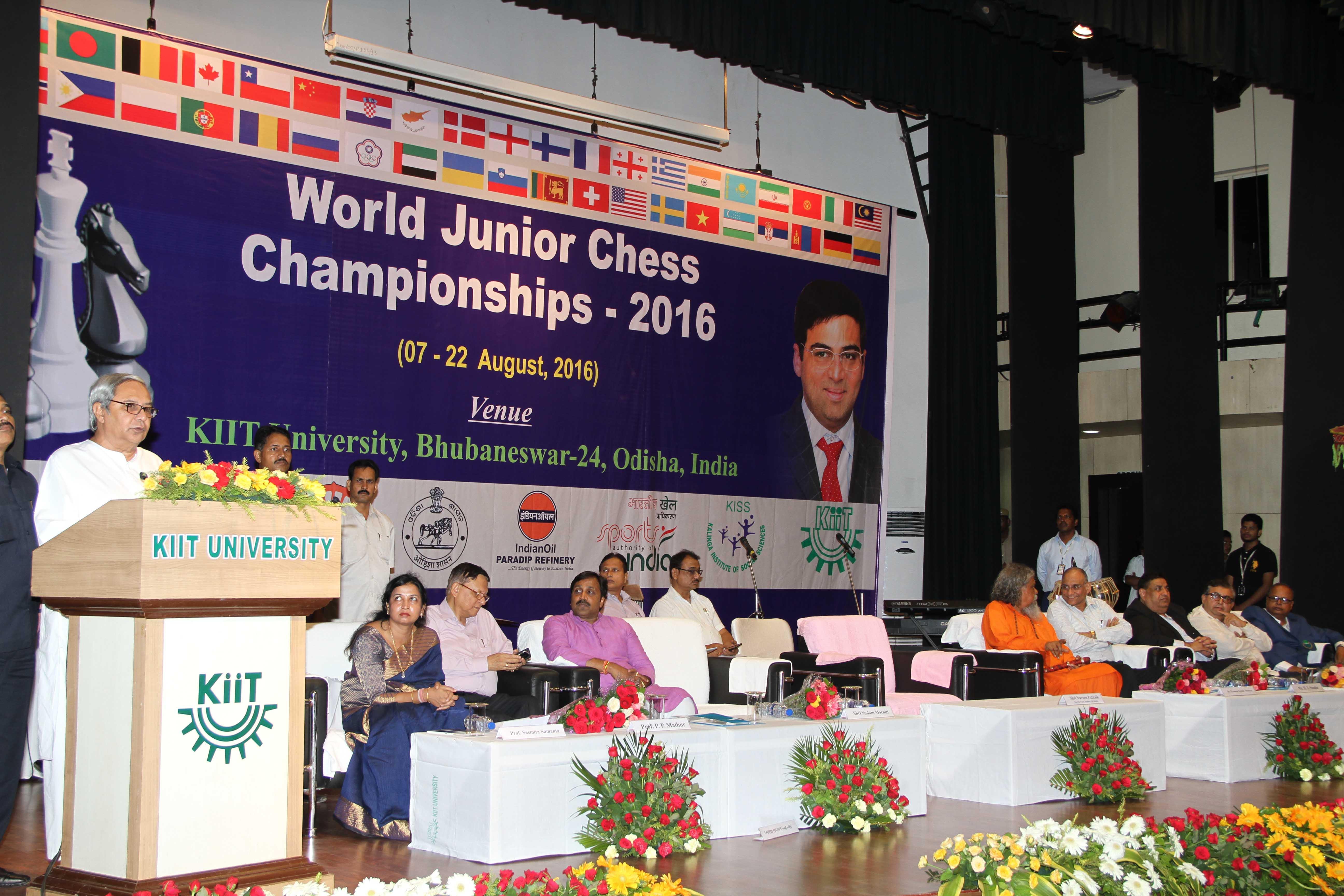 World Junior Chess Championship