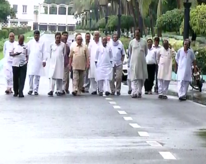 all party delegation