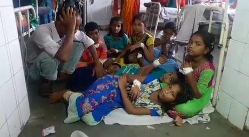 bhadrak food poisoning