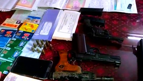 gunrunning racket busted in Rourkela