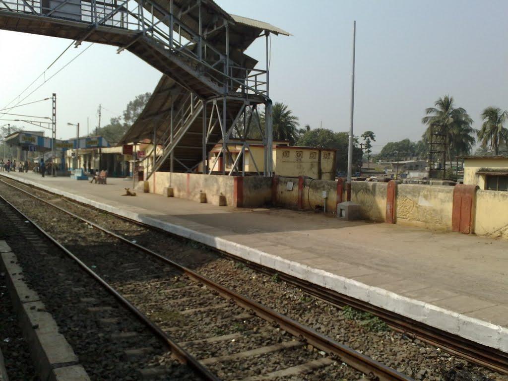 jaleswr railway station