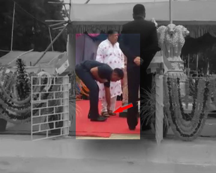 jogendra behera sandal strap