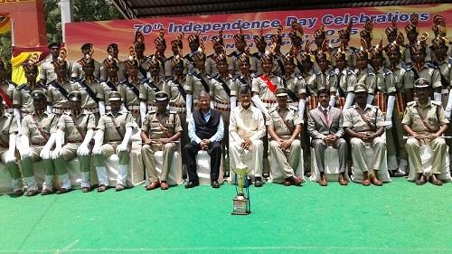 odisha contingent AP