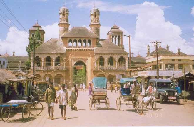 paralakhemundi palace