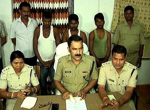 three arrested in khasua murder