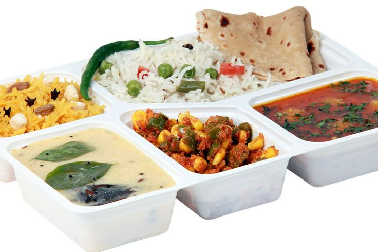Indian Food Packets