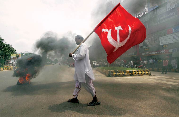Bharat bandh strike Bhubaneswar
