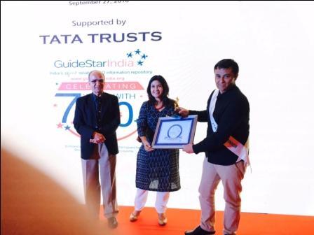 guidestar-india-award