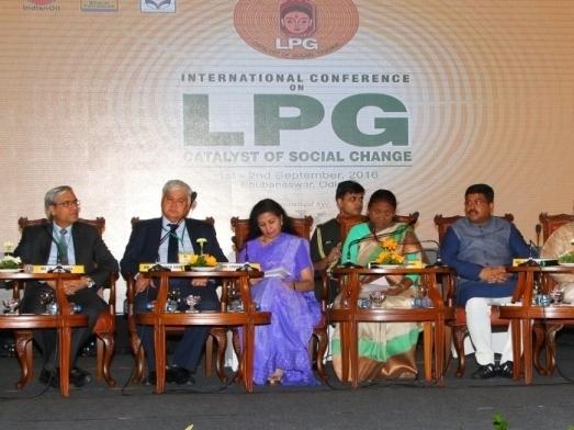 International Conference on LPG Bhubaneswar