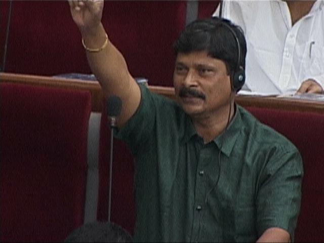 K Surya Rao, MLA Paralakhemundi
