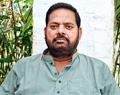 Odisha Agriculture Minister Pradeep Maharathy