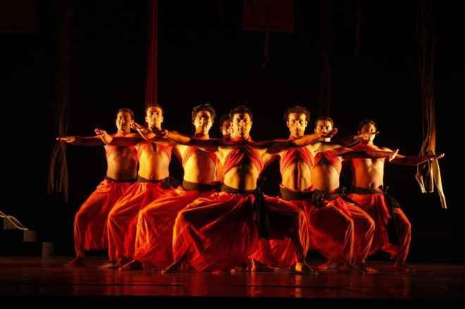 Odisha's Chhau dance