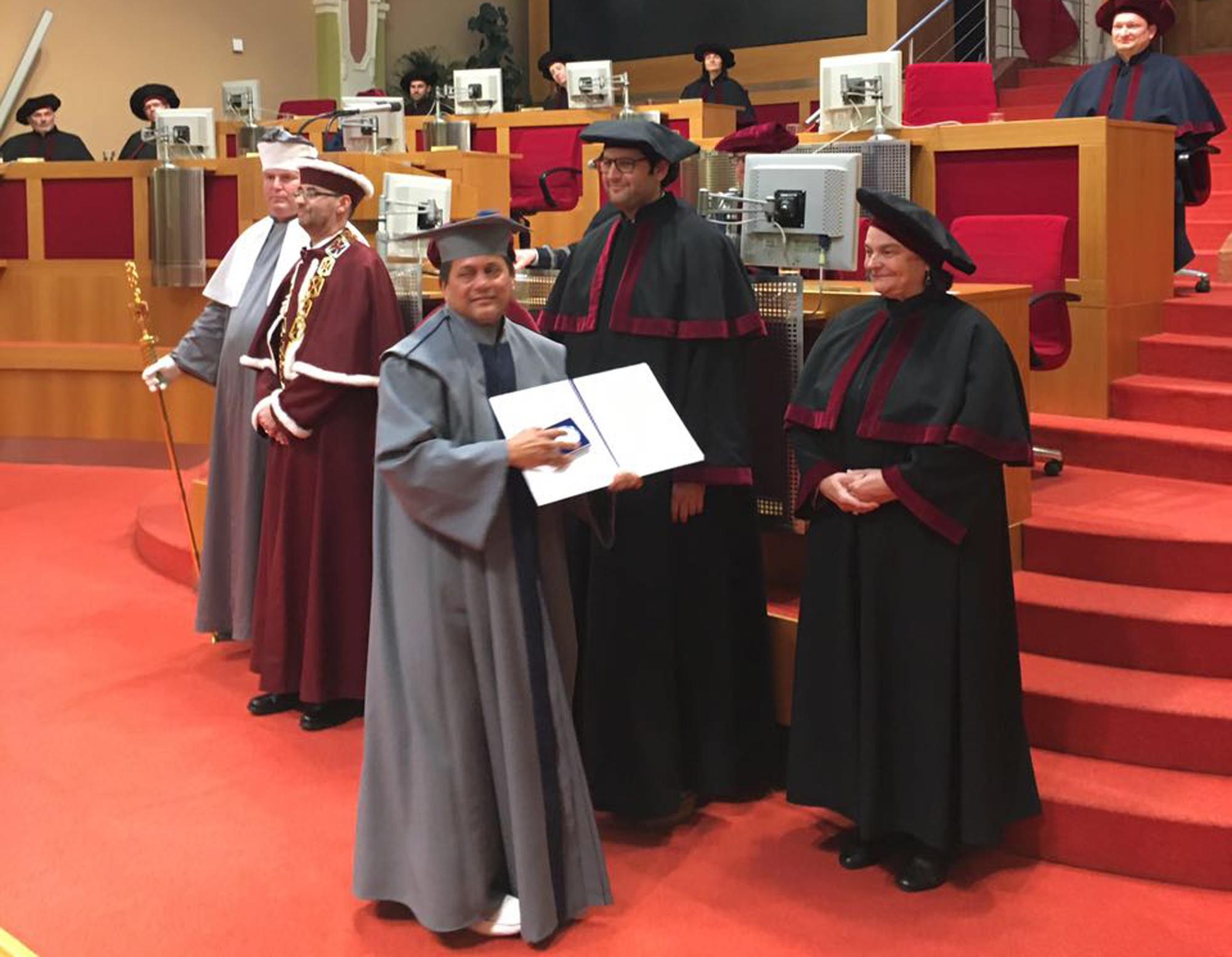 achyuta-samanta-honorary-doctorate-czech