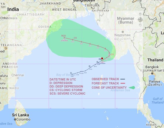 Cyclone Kyant will not have major impact in Bengal
