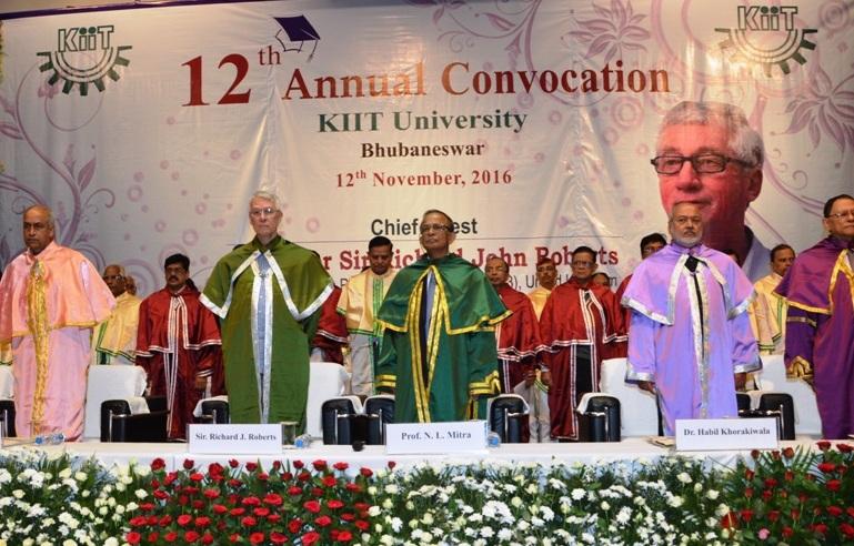 nobel-laureate-delivers-convocation-address-kiit