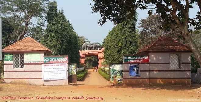 chandaka-dampara-sanctuary