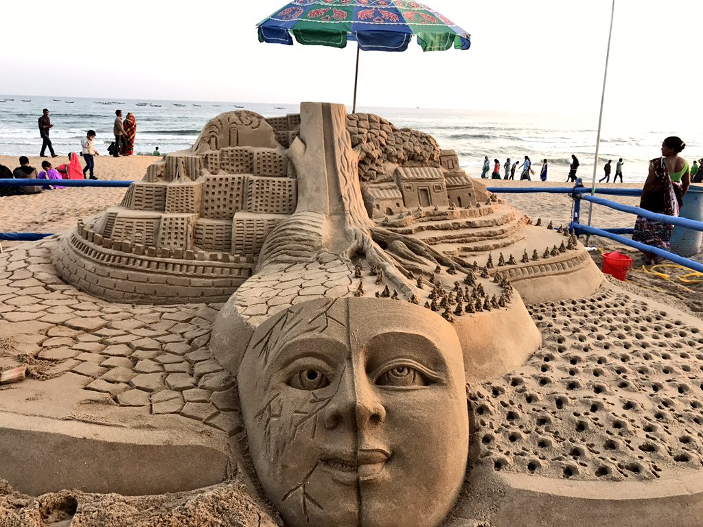 sand-art-climate-change