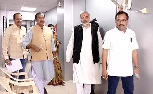 bjp-bjd-sec-panchayat-polls