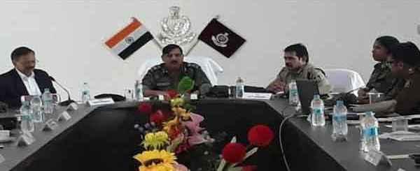 DGP at BSF camp