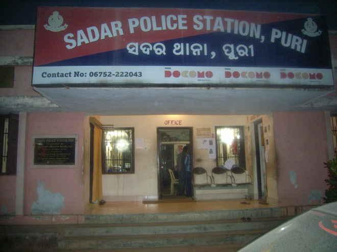 Puri sadar police station