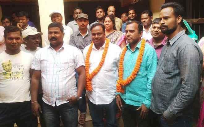 anandpur municipality no trust vote