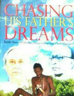 chasing his fathers dream