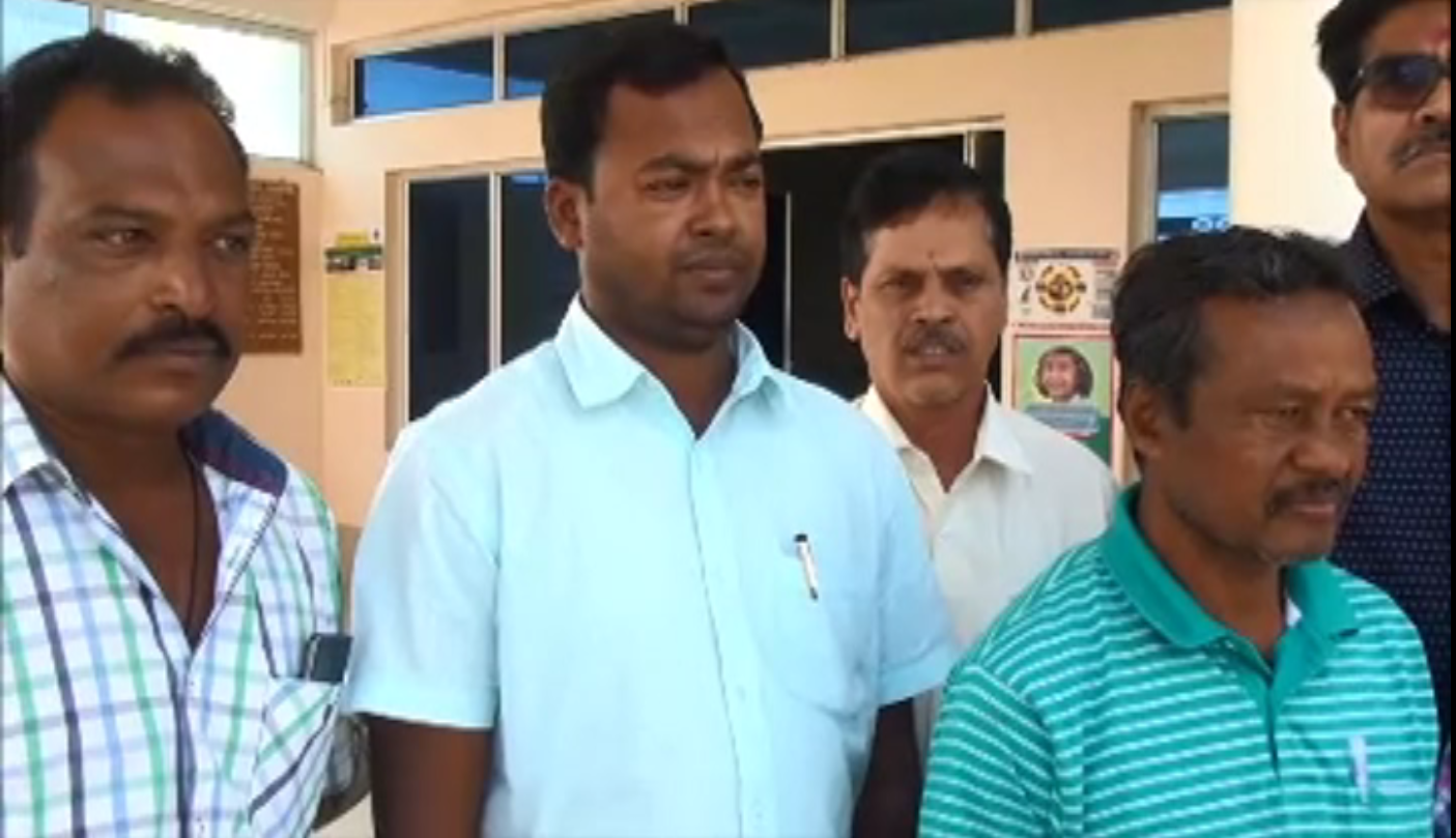 poll officials abduction malkangiri