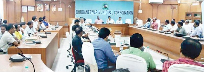 BMC-meeting